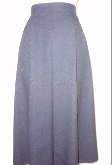 Nicole Lewis 6 Panel Skirt - Grey