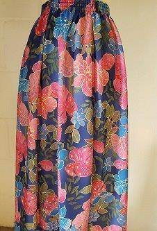 Nicole Lewis Elasticated Waist Skirt - Multi Floral 5
