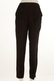 Nicole Lewis Black Trousers - older ladies trousers