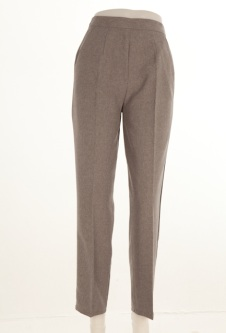 Nicole Lewis Trousers - Silver Grey