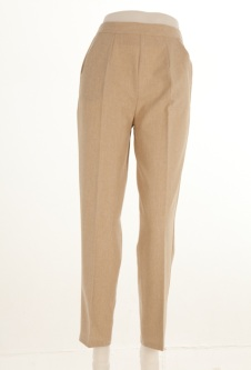 Nicole Lewis Trousers - Stone