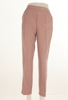 Nicole Lewis Trousers - Dusty Pink