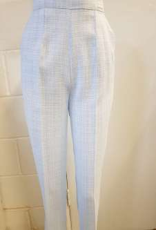Nicole Lewis Spring Trousers - Sky Blue