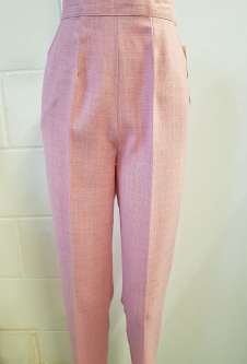 Nicole Lewis Spring Trousers - Spring Pink