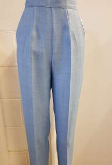 Nicole Lewis Spring Trousers - Powder Blue